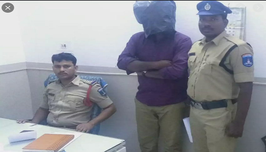 Hyderabad police arrest Chennai man for blackmailing 600 girls on job offer