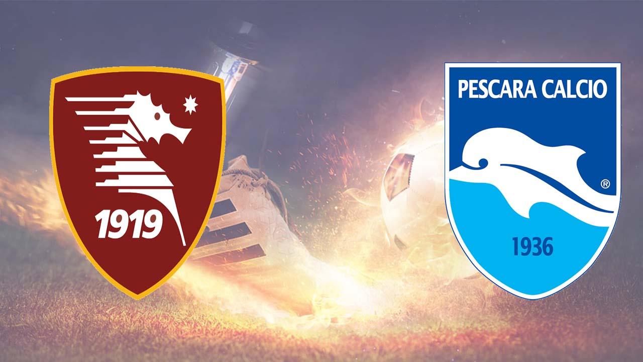 Serie B, Salernitana-Pescara: le probabili formazioni