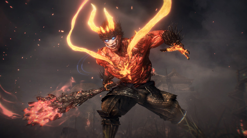 PlayStation blog revealed the protagonist of 'Nioh 2'