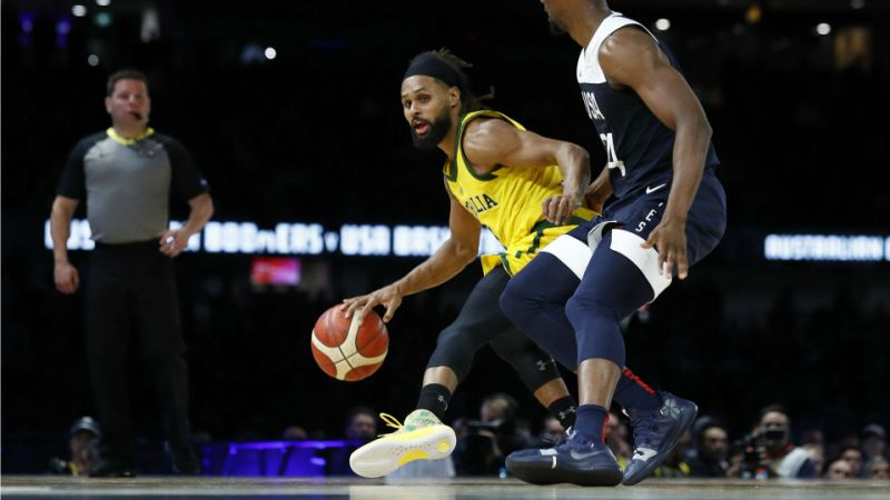 USA suffers first loss in 13 years with shocker against Australia