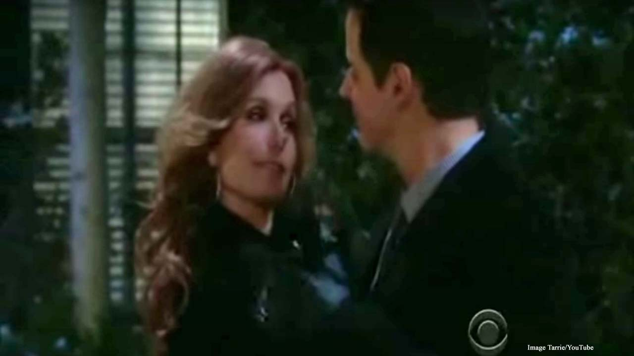 'The Young and the Restless' rumors see Lauren hating Michael's dark side