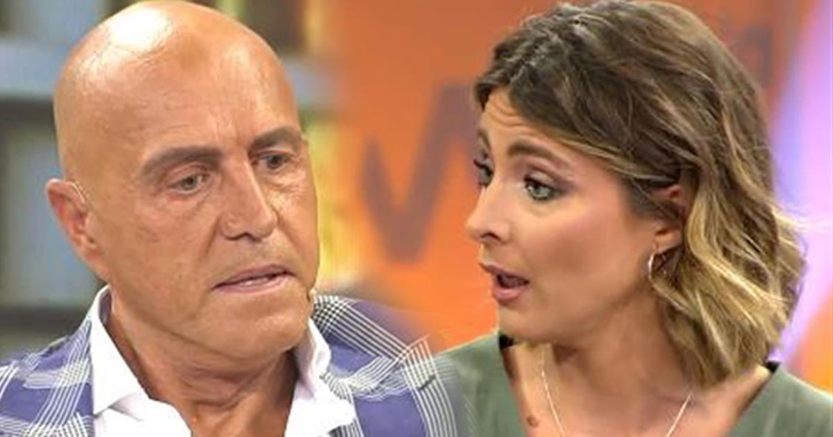 Sandra Barneda acusa a Kiko Matamoros de frivolizar con su enfermedad