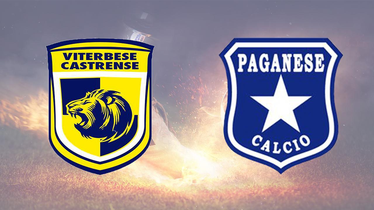 Serie C, Viterbese - Paganese: le formazioni ufficiali