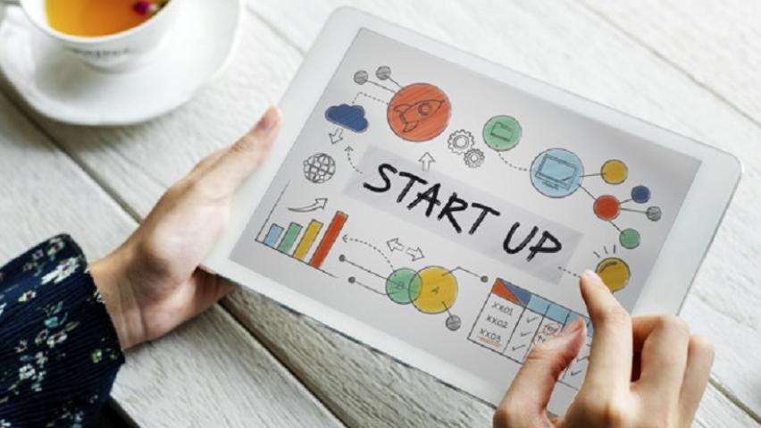 Las start-ups es todo un éxito en España