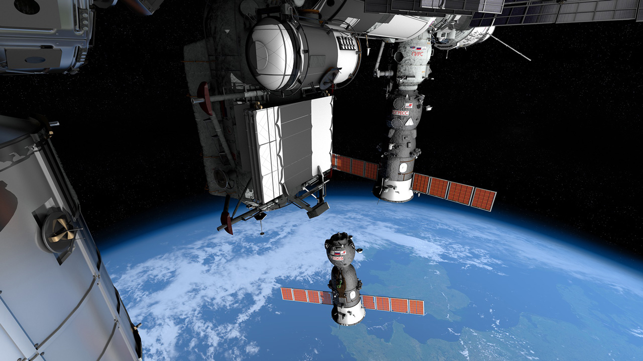 Soyuz rocket fails to dock at the International Space Station