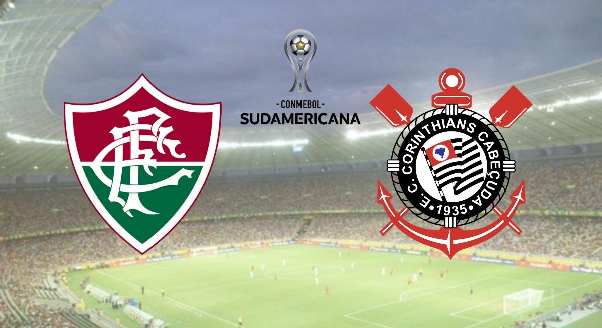 Fluminense x Corinthians: transmissão ao vivo no DAZN, nesta quinta (29), às 21h30