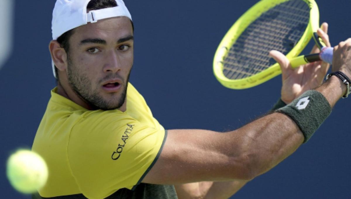US Open, Berrettini raggiunge gli ottavi nell'ultimo slam della stagione