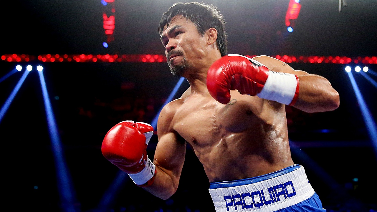 Manny Pacquiao is on a different level from Vasyl Lomachenko