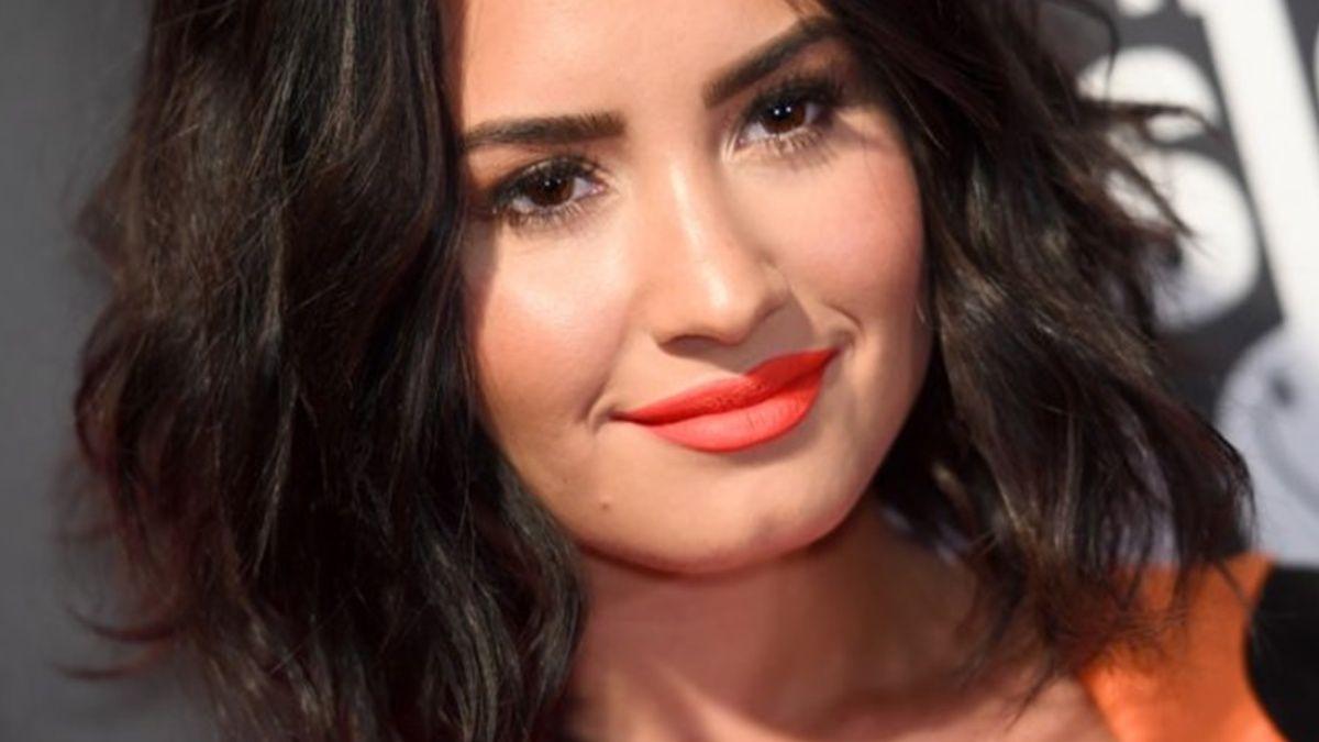 Demi Lovato publica una foto en Instagram luciendo celulitis para demostrar que es sincera