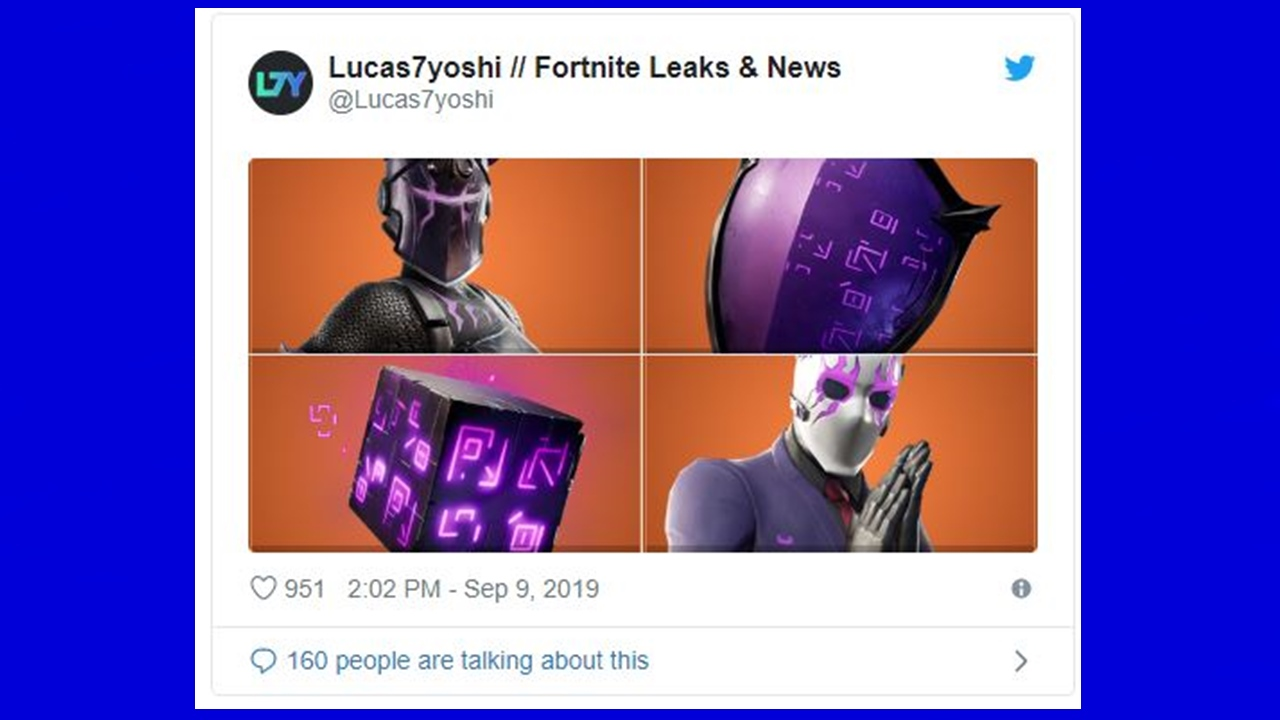 Fortnite Battle Royale' Dark Legends bundle's likely to be very popular