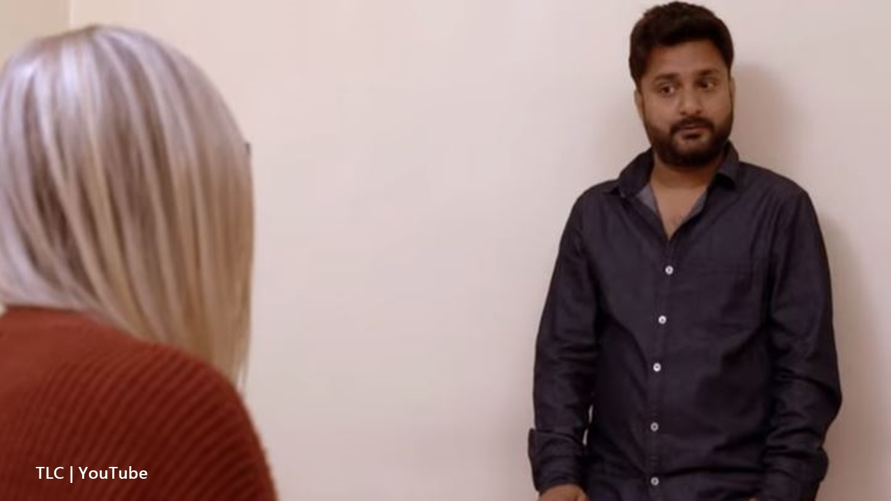 '90 Day Fiance': Sumit reveals his secret is that he's already married