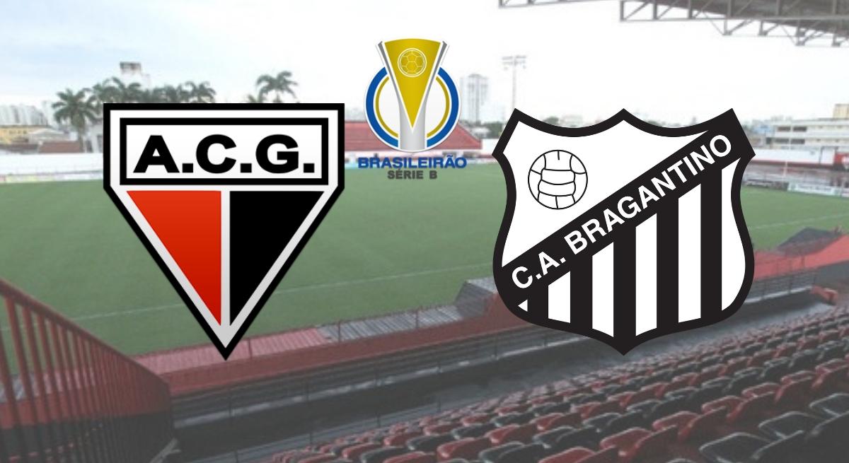 Atlético-GO x Bragantino: transmissão ao vivo no SporTV, nesta sexta (13), às 21h30