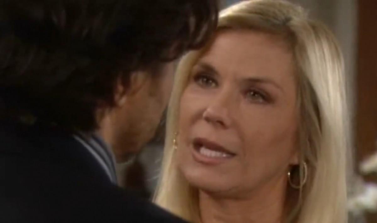 Beautiful, Brooke sarà decisa ad opporsi al ritorno di Thomas Forrester