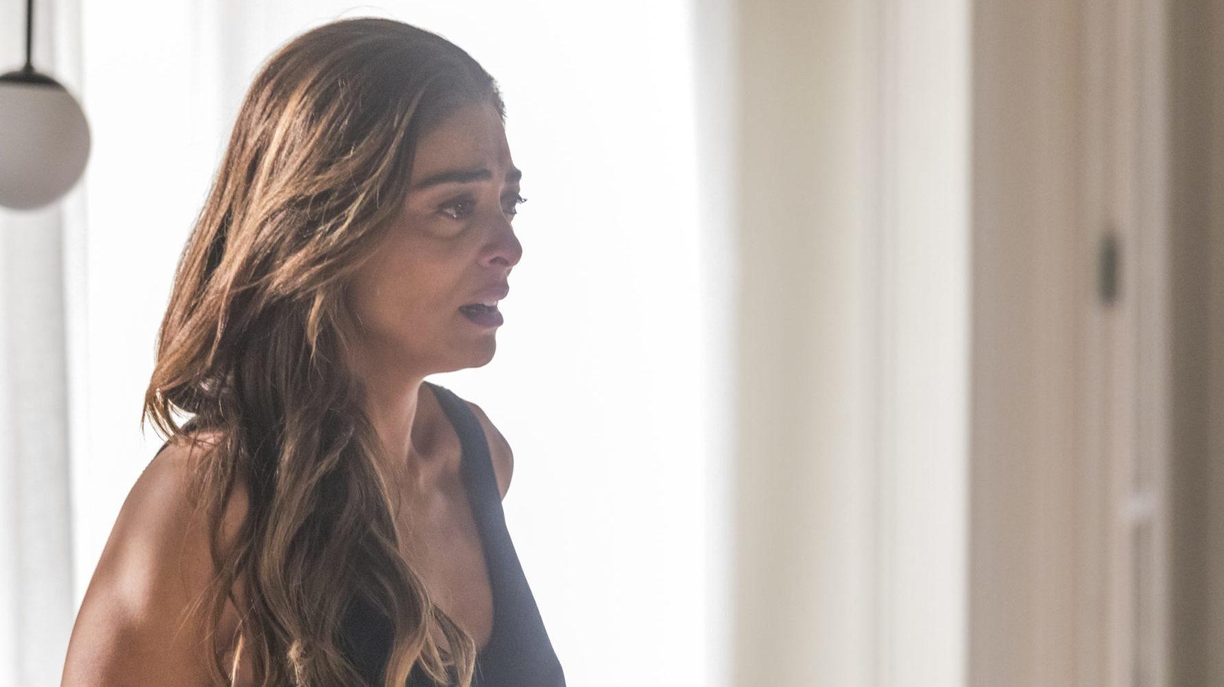 'A Dona do Pedaço': Maria da Paz se preocupa com Joana após premonição ruim