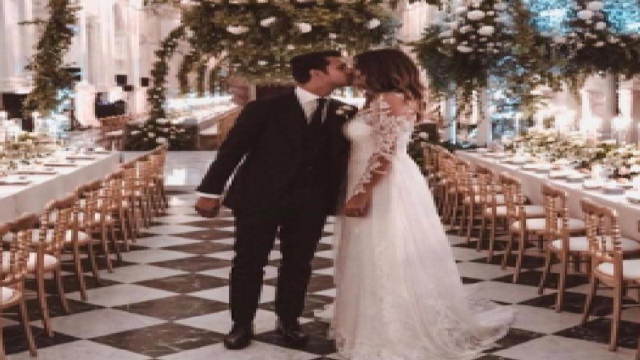 Cristina Chiabotto e Marco Roscio sposi: il matrimonio da favola