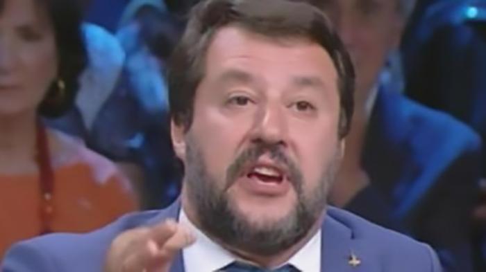 """Di Martedì, processo a Salvini su Russiagate: """"Ma per chi mi avete preso?"""""""
