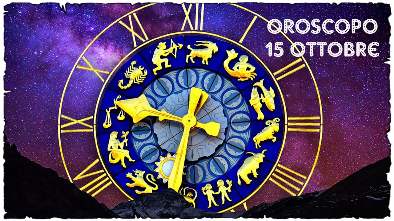 Oroscopo Di Martedì 15 Ottobre: Stanchezza In Amore Per I